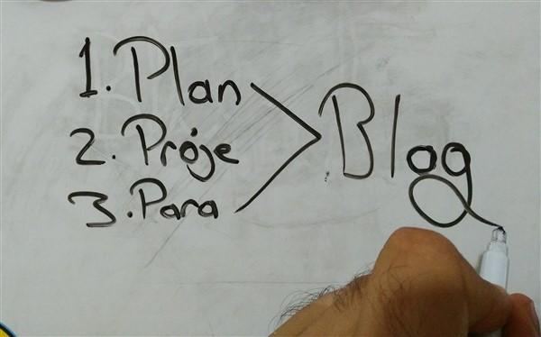 3 P Kuralı ile Blog planlamak